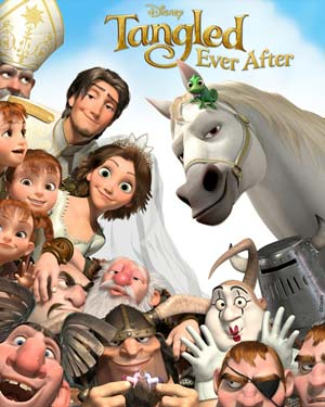 Tangled Ever After Cover Small دانلود انیمیشن کوتاه Tangled Ever After 2012